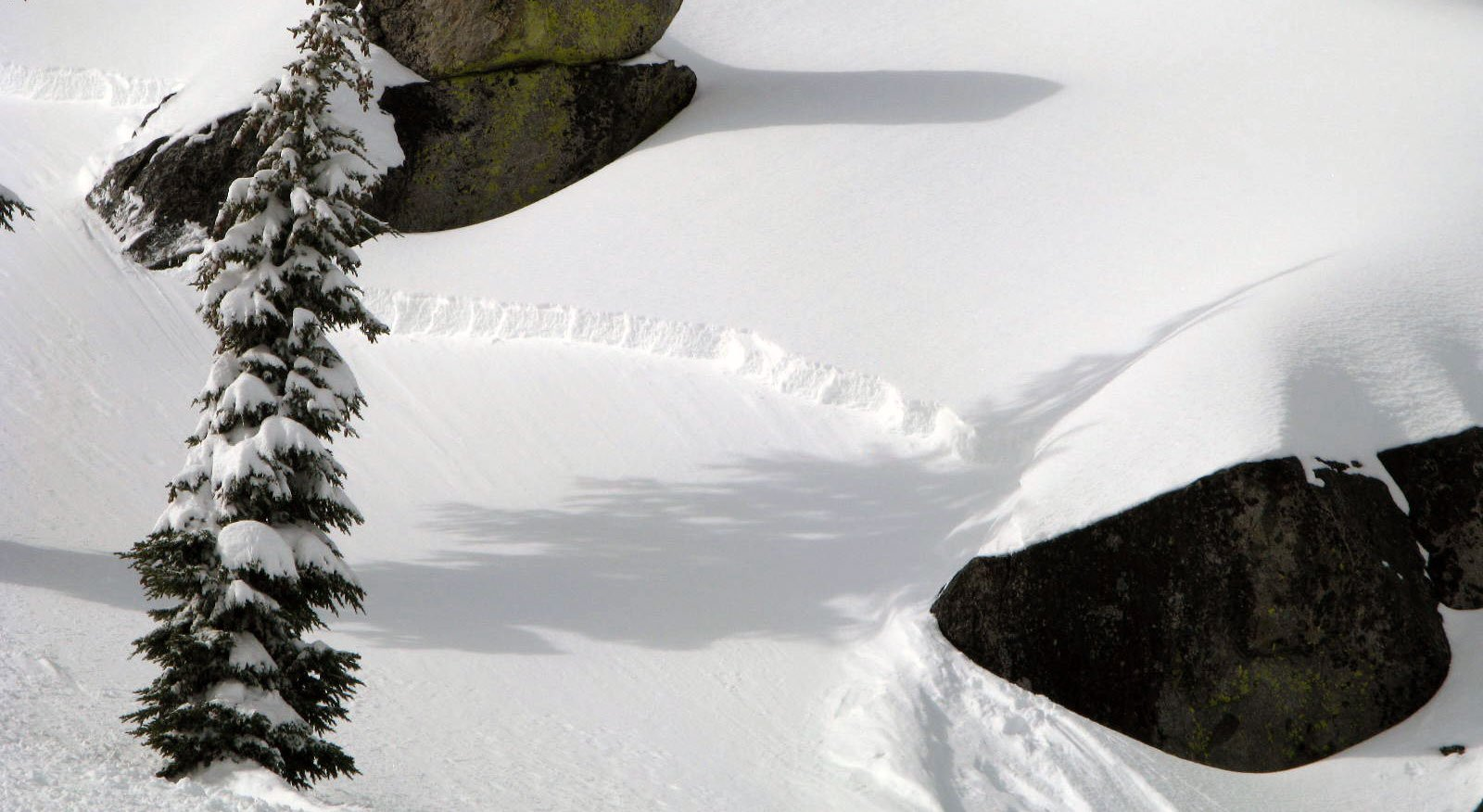 Early Season signs of Avalanche Hazards