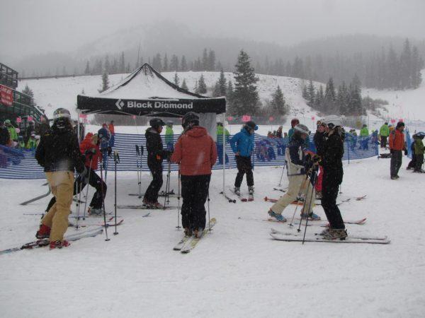 Abasin Skiing