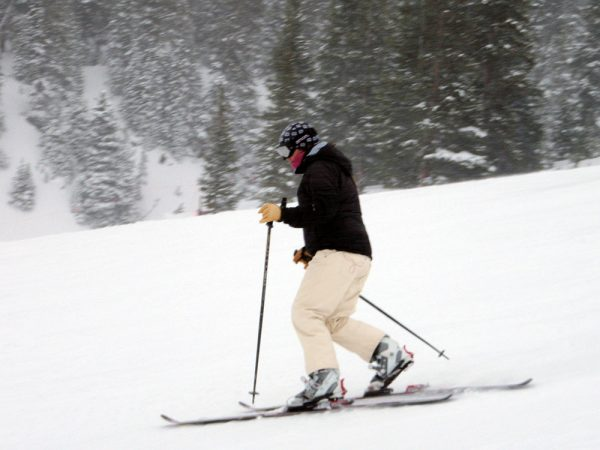 Learn how to telemark