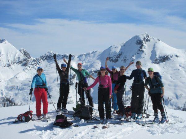 British Columbia Backcountry Ski Hut Trip