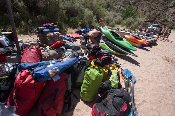 all rafting gear