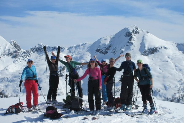 Colorado Backcountry Ski Hut Trip Packing List For Women