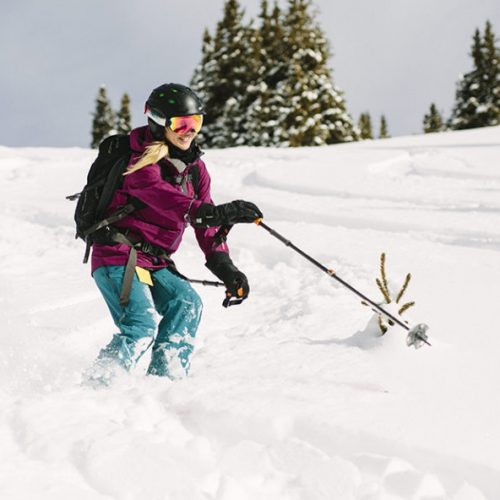 Intermediate Backcountry Ski Tour – Breckenridge/Vail CO