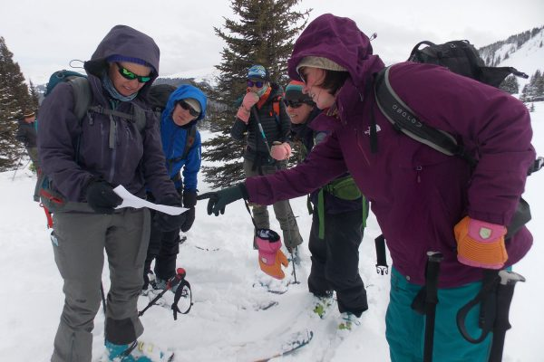 aiare level 1 breck co map reading
