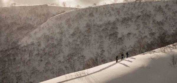 backcountry ski japan