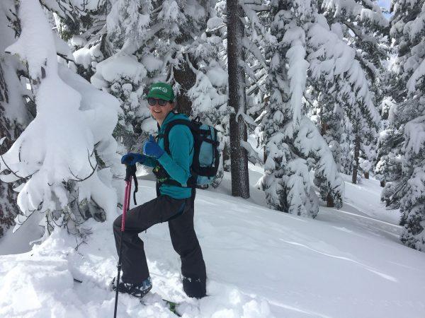 splitboard tahoe backcountry guide