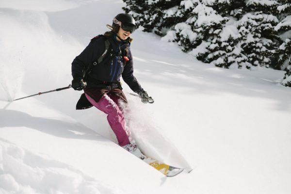 private backcountry ski tour breckenridge co