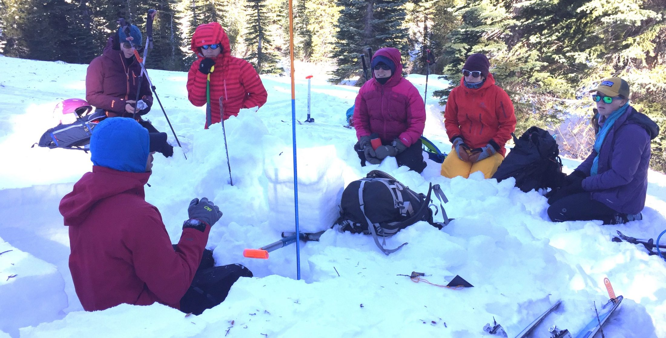 How Do I Become an AIARE Avalanche Instructor?