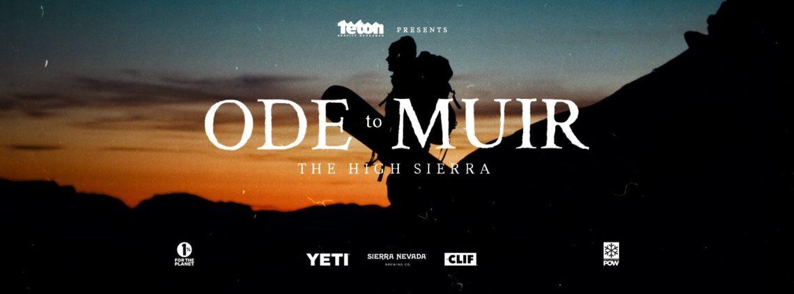 Denver premiere of Ode to Muir