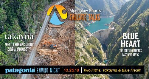 Tailgate Talk #2: Patagonia's Blue Heart & Takayna