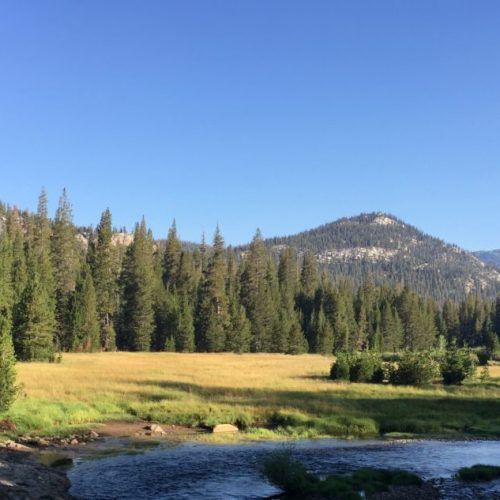 The Lost Sierra Road Cycling Trip