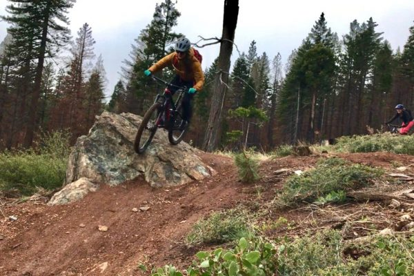 womens mountain biking trip california