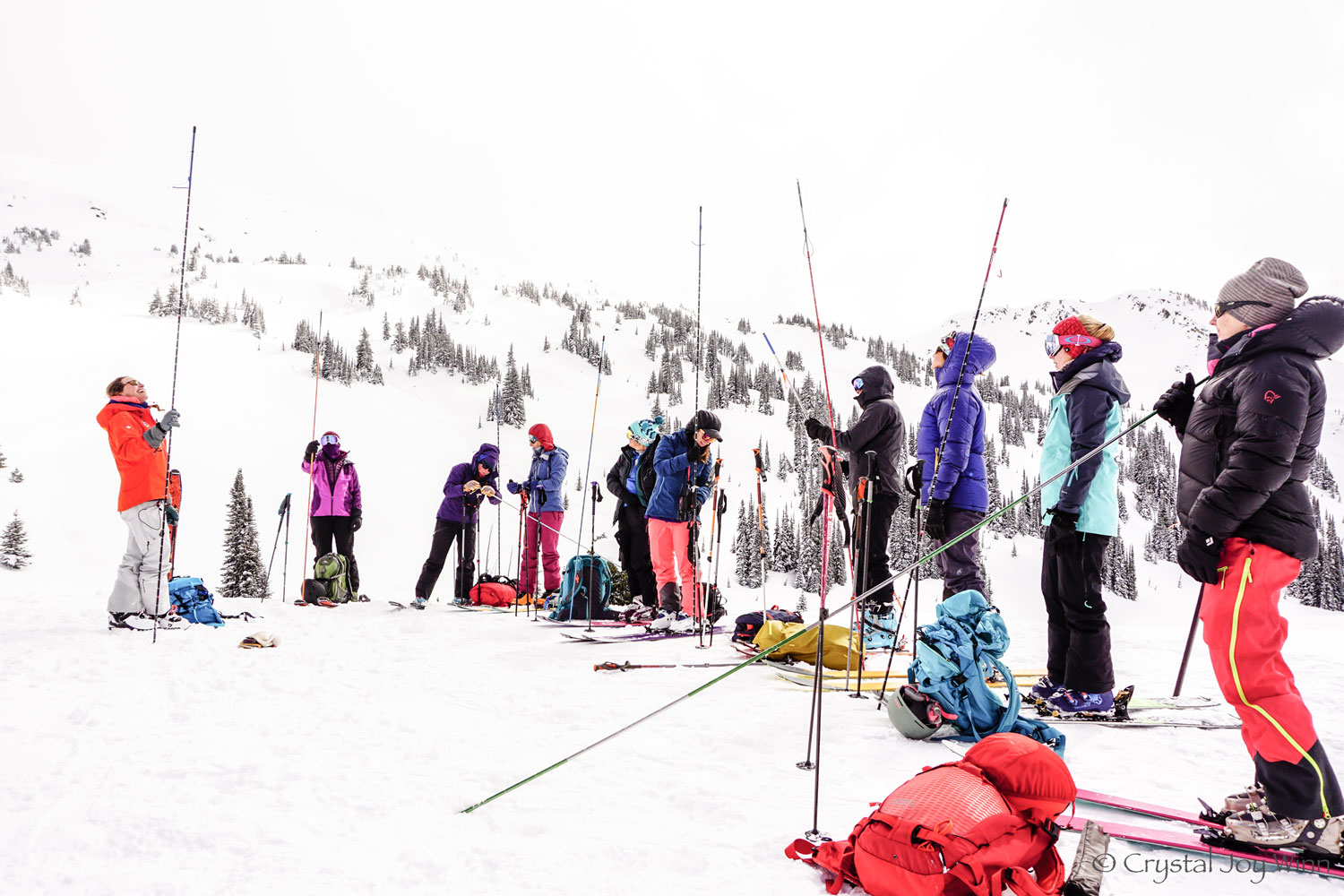 5 Things You'll Learn in a Backcountry Babes AIARE Avalanche Course