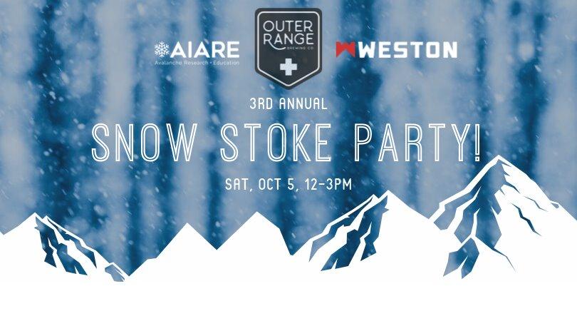 Snow Stoke Party!