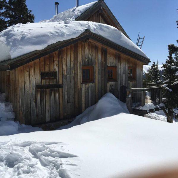 backcountry ski huts in Colorado