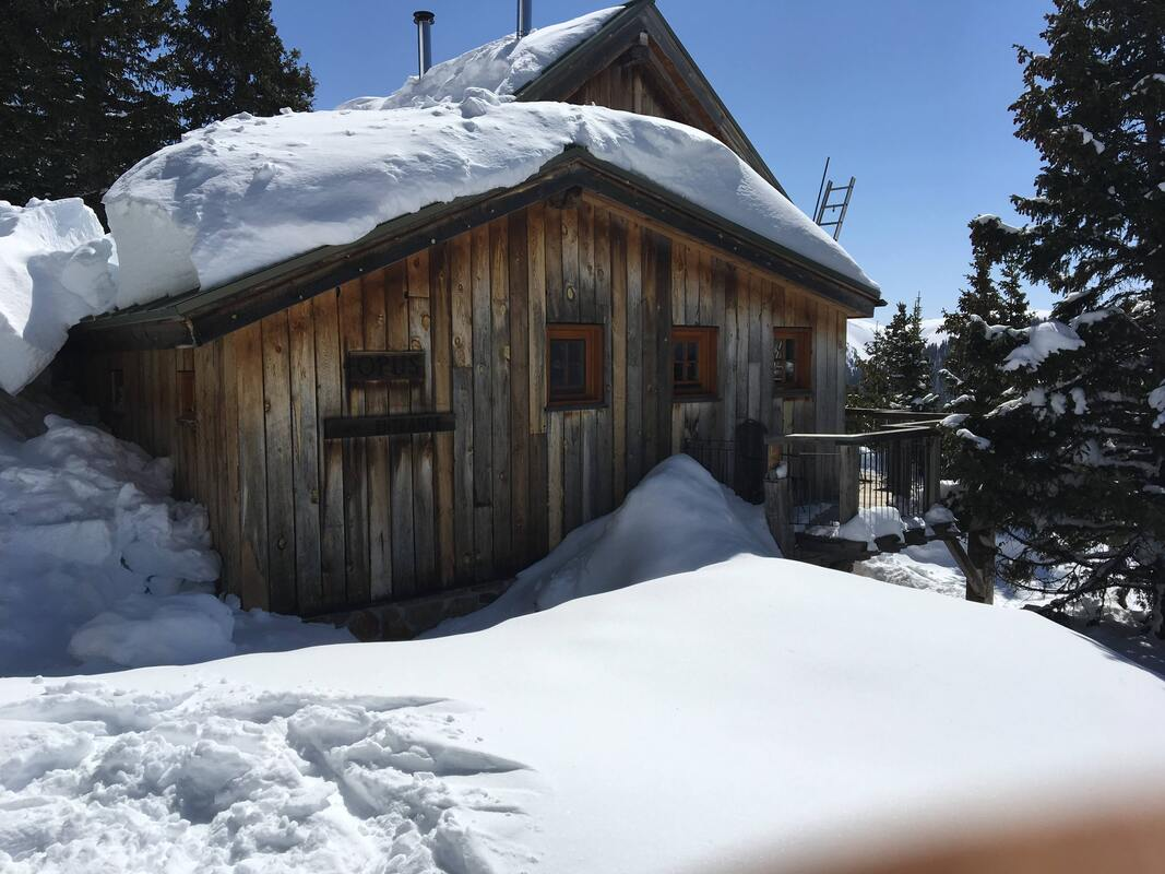 Five Tips for your First Colorado Hut Trip