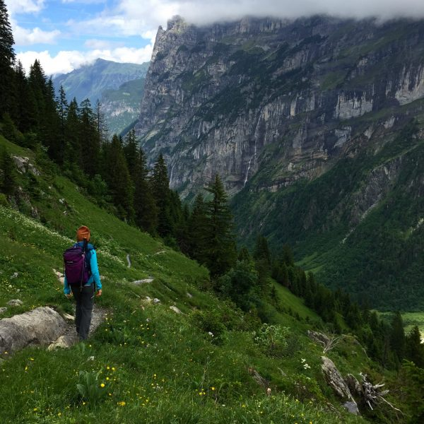Backcountry Babes Switzerland Trek