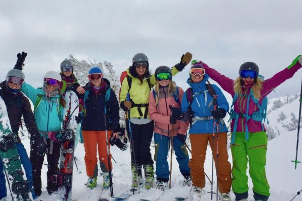 Women's New Mexico Ski