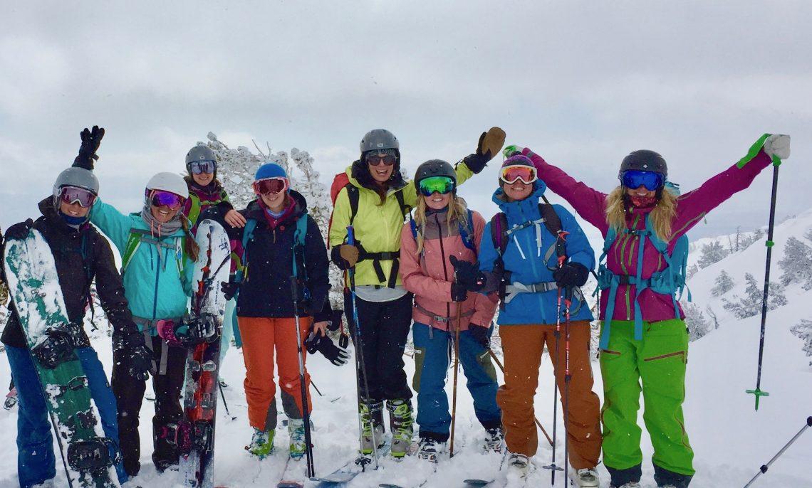 Women's New Mexico Ski