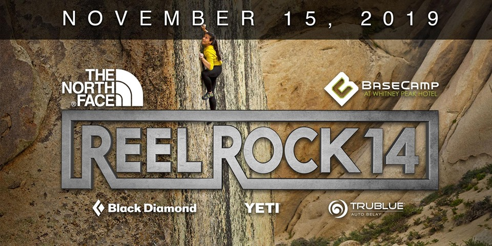 REEL ROCK 14 at Cargo Concert Hall