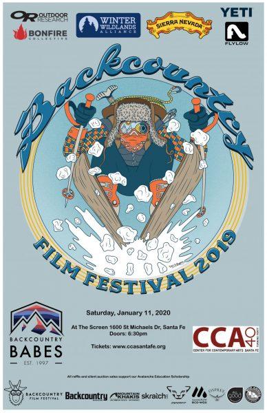Backcountry Film Fest Santa Fe