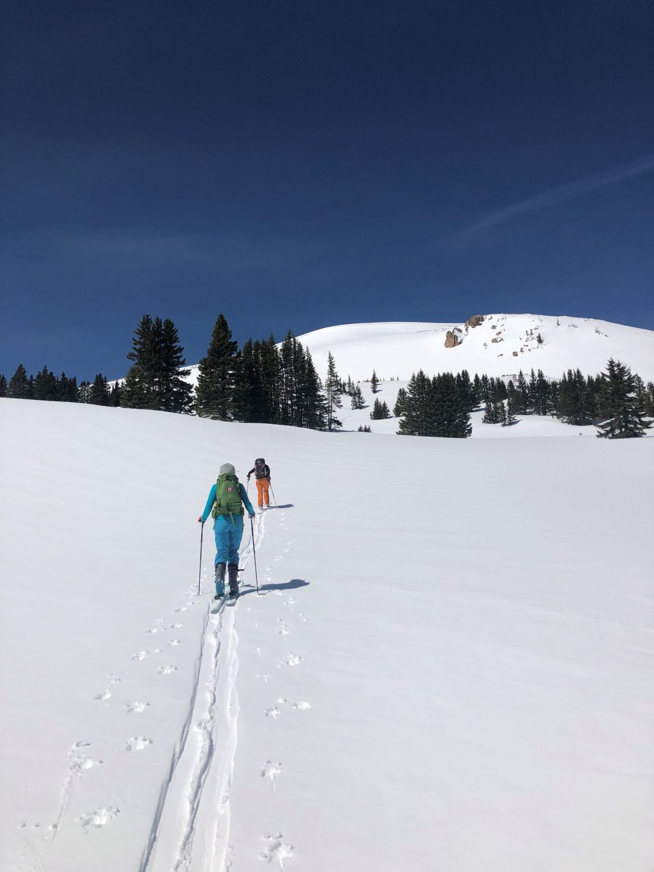 Ten Tips for Getting Into Backcountry Skiing