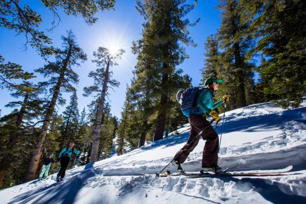 women's backcountry touring class