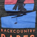 backcountry babes hoodie back