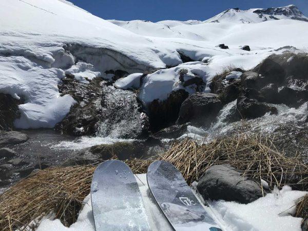 Aguas Caliente Nevados de Chillan