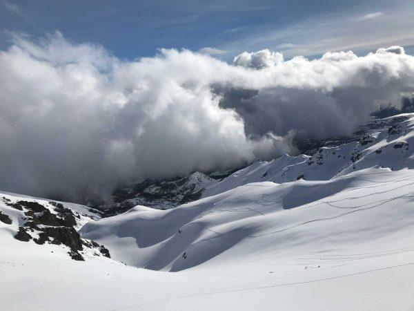 Near Nevados de Chillan