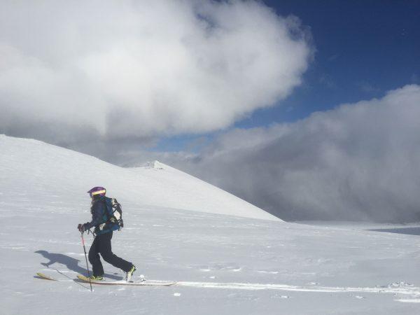 ski-touring-a-volcano-in-chile