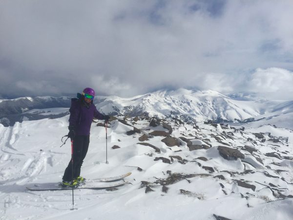 summitting-a-mountain-in-chile