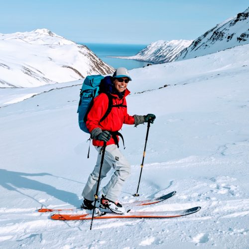 Women's Backcountry Ski Iceland 2021