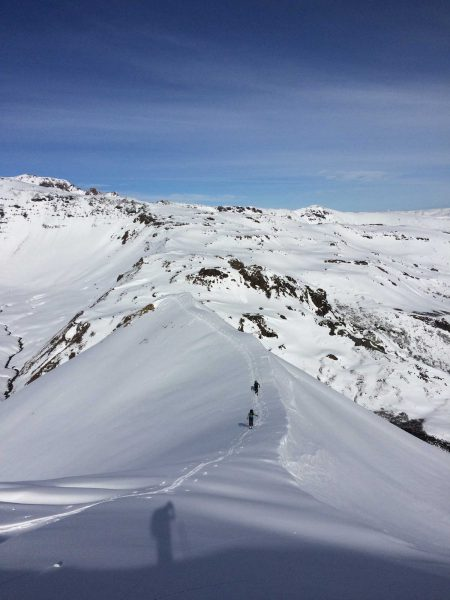 Skiing-Nevados-de-Chillan