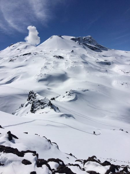 Skinning-near-Volcan-Nuevo-and-Viejo-Nevados-de-Chillan.-scaled