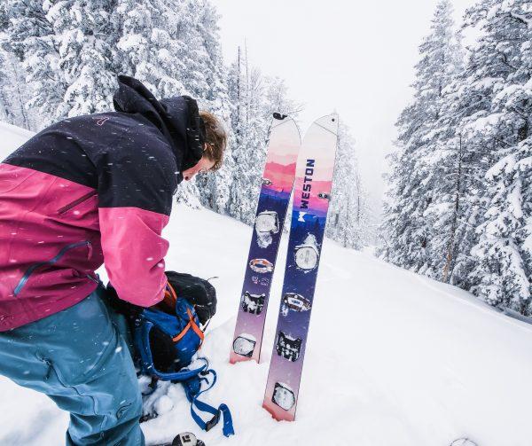 backcountry ski gear