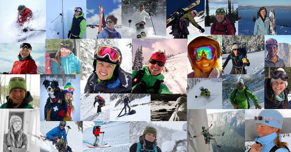 backcountry babes team