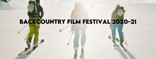 Backcountry Film Festival 2020-21