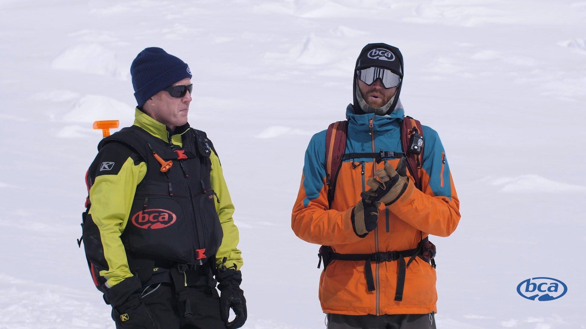 BCA's Avalanche Rescue Series