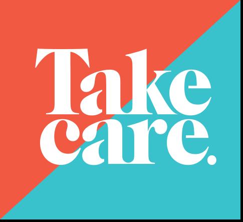 take care tahoe logo